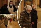 Респираторы и молитвы против коронавируса: как встретили Рождество в храмах Челябинска