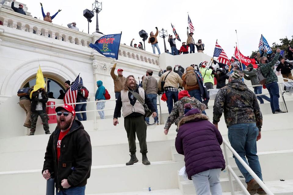 События 6 января в Вашингтоне потрясли не только Америку, но и весь мир.