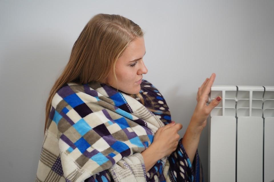В Москве начали повышать температуру в системе отопления