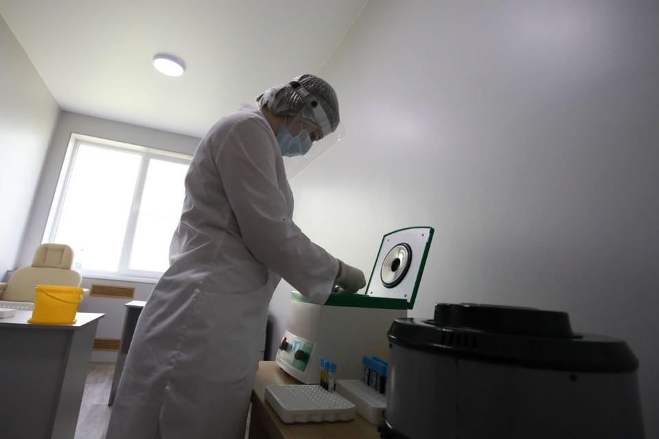 В лабораториях области за последние сутки сделали 5558 тестов на новую инфекцию.