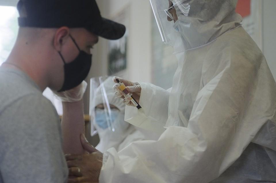 В Кузбассе появилось 116 новых пациентов с коронавирусом