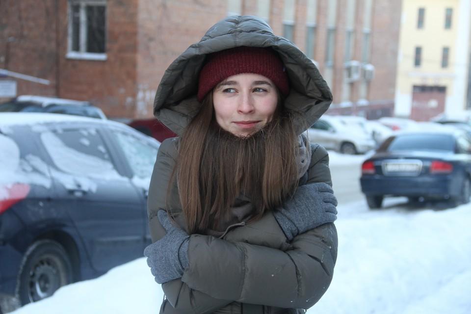 Но продержатся холода не слишком долго.