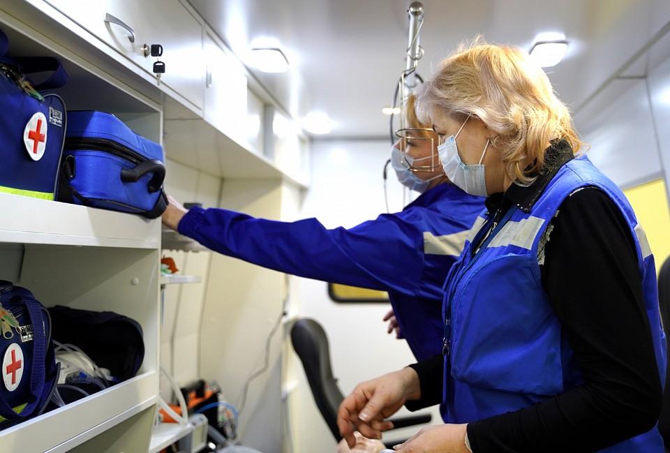 В регионе ощущается нехватка медперсонала Фото: ПТО