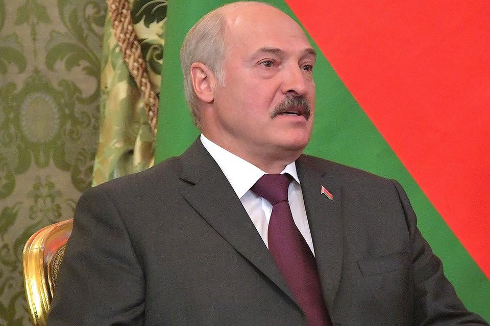 Минск будет выстраивать отношения с Вашингтоном, заявил Александр Лукашенко
