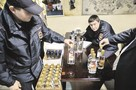 Реки фальшивой водки текут через всю Россию