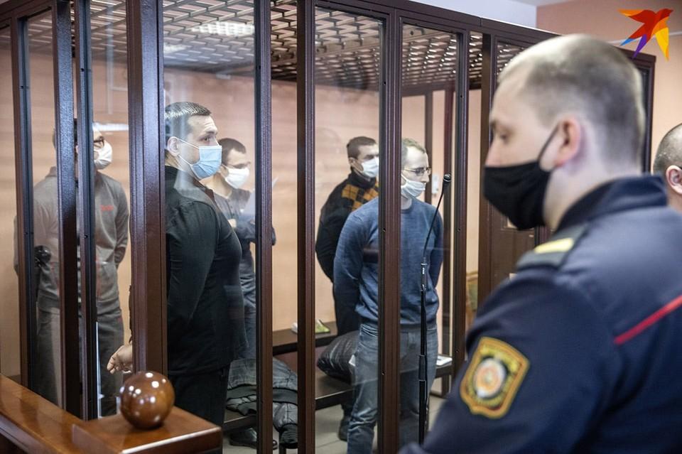 Дело слушают в суде Минского района
