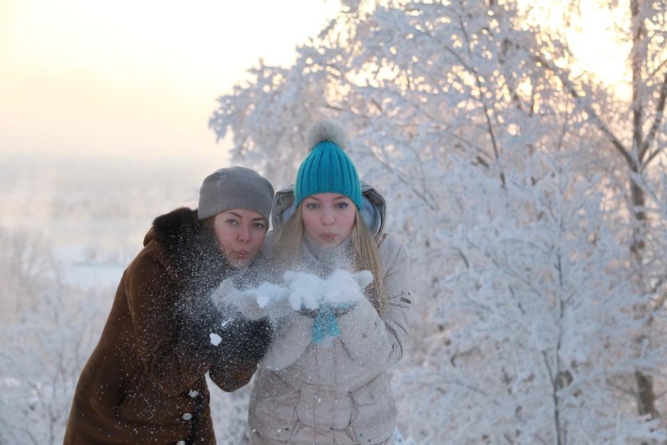 В отдельных районах Кузбасса потеплеет до -5 градусов