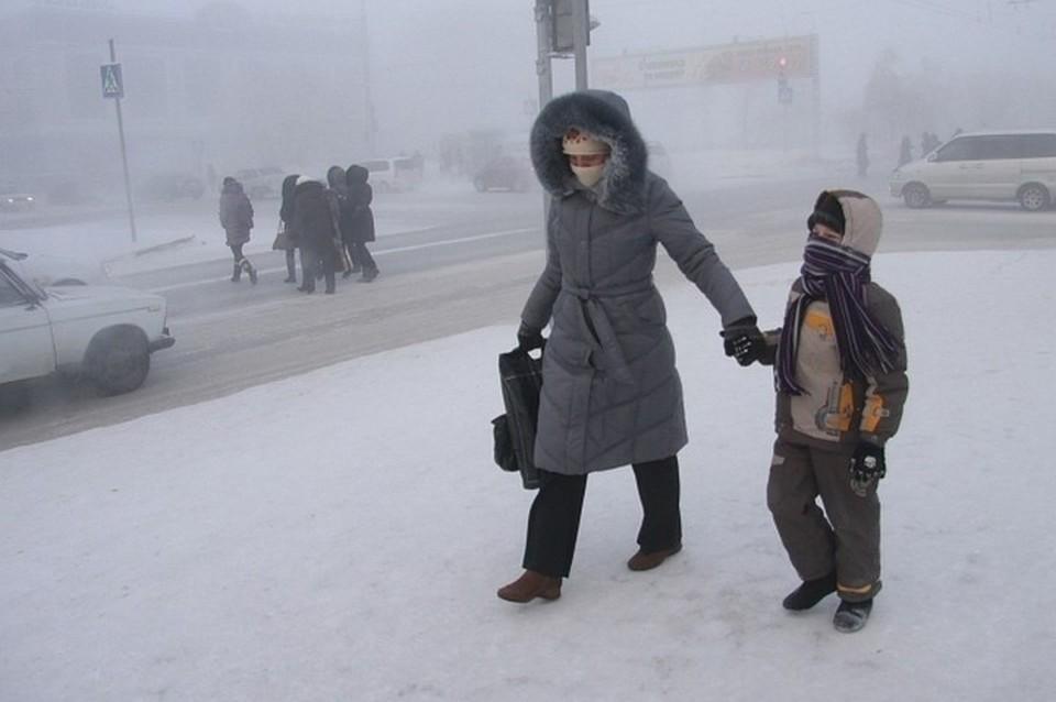 К концу рабочей недели синоптики прогнозируют потепление. А пока придется померзнуть.
