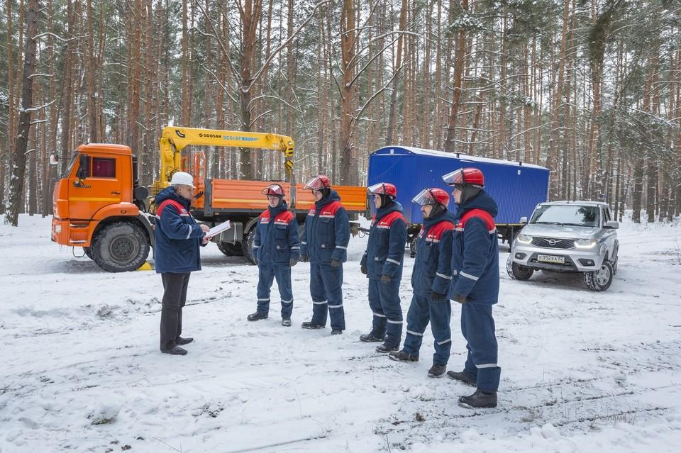 фото: пресс-служба Белгородэнерго.