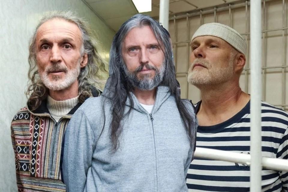 Новосибирский суд оставил под стражей лже-Христа Виссариона и его подельников.