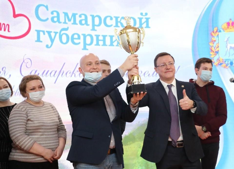 Победителем интеллектуального конкурса стала команда из Чапаевска