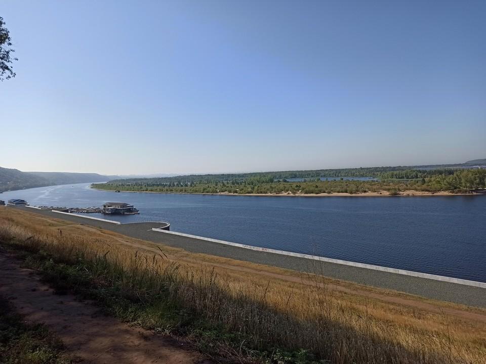 Драка произошла, когда две компании отдыхали на берегу Волги в Красноглинском районе