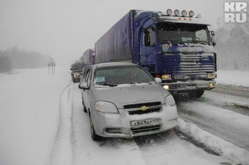 Два пункта жизнеобеспечения организуют на трассах Нижегородской области