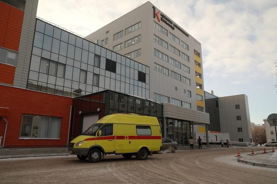 При поставке в Красноярскую краевую больницу подменили медицинское оборудования
