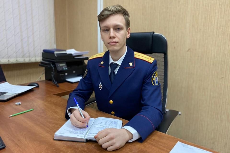 Эмиль Баймамбетов еще в старших классах решил, что станет следователем.