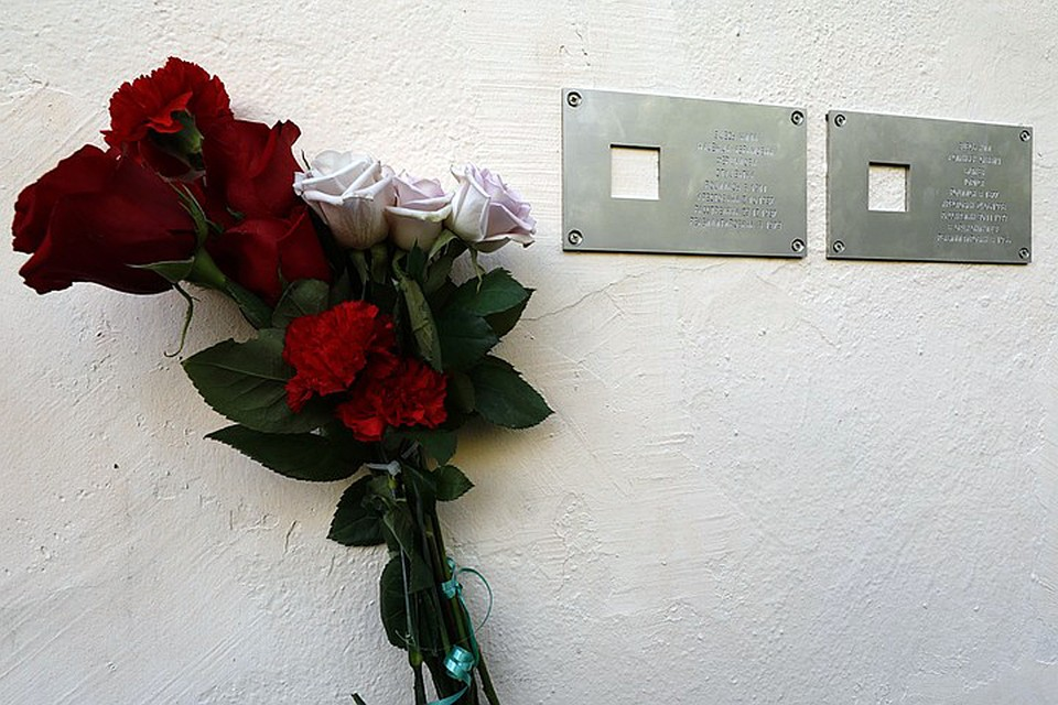 Памятная табличка и текст на сайте часто – единственное свидетельство того, что человек вообще жил. Фото: Михаил Джапаридзе/ТАСС