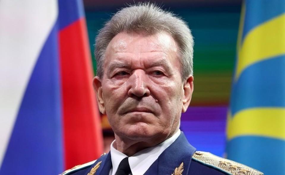 Николай Антошкин. Фото: Антон Новодережкин / ТАСС