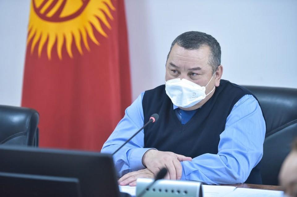 И.о. мэра Бишкека отреагировал на ситуацию с маршрутками.