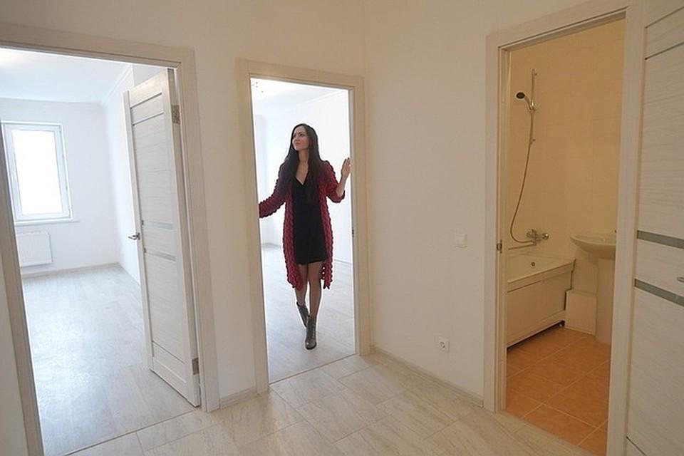 Сверхнормативную площадь квартиры по программе увеличили до 42,9 метров.