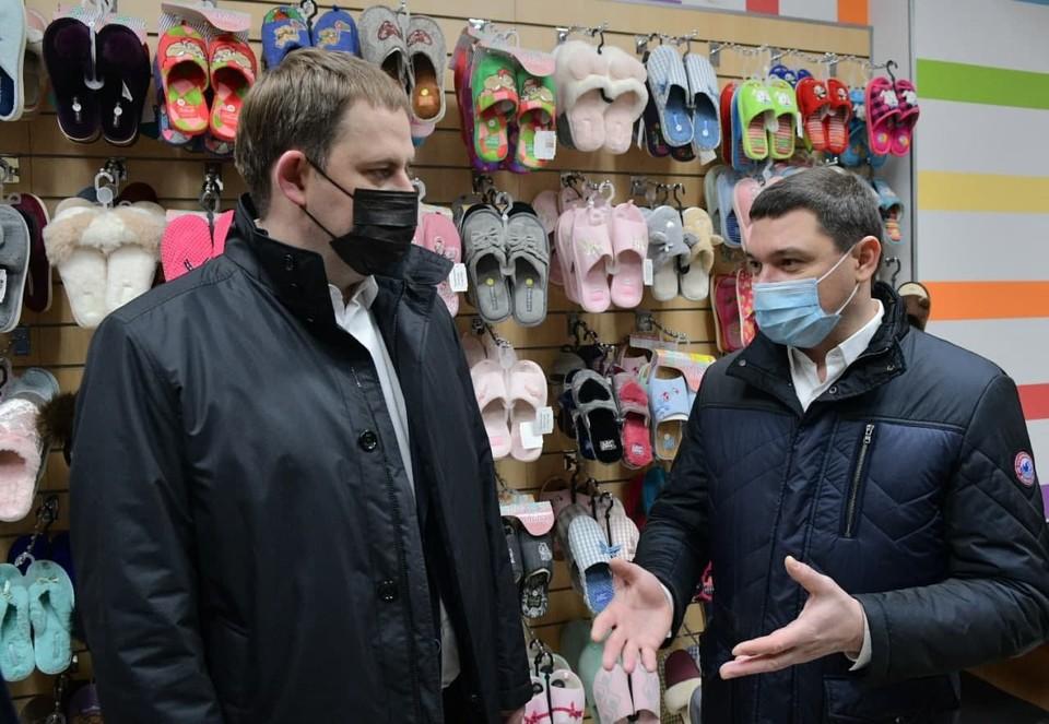 """В мэрии Краснодара не знали о планах """"Магнита"""""""