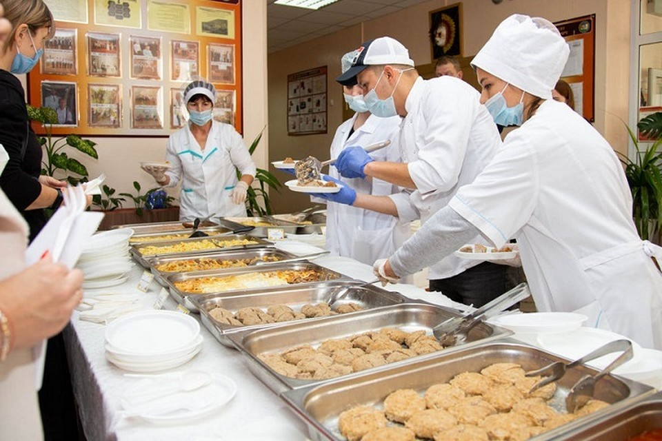 Фото: Департамент продовольствия и социального питания