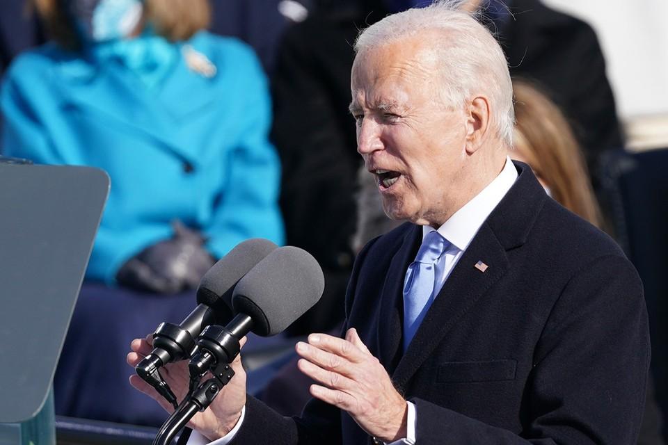 Байден призвал американцев сплотиться и забыть о существующих разногласиях.