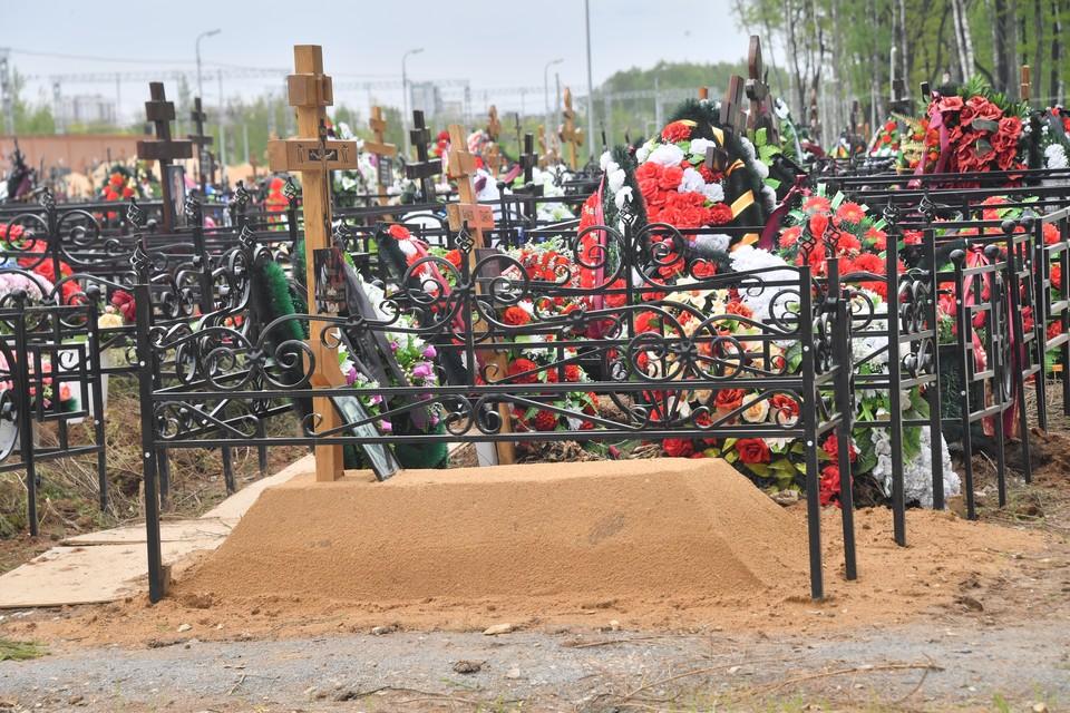 Территорию Ново-Сормовского кладбища расширят в 2021 году.