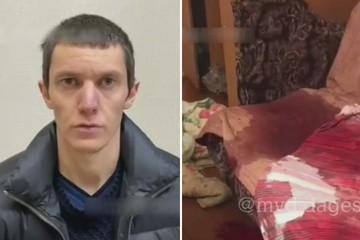 «Она меня предала»: россиянин перерезал матери горло и зарубил топором