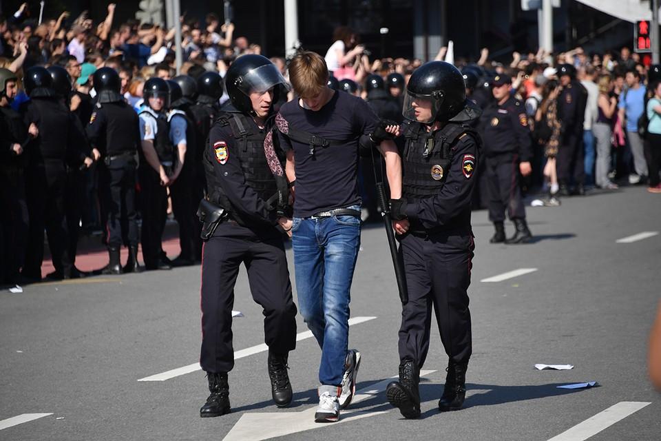 СК России: По факту вовлечения несовершеннолетних в протесты возбуждено уголовное дело
