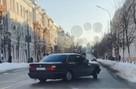 В Краснодаре полиция установила личность лихача на BMW, который устроил дрифт в центре города