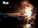 Подробности страшного пожара в Краснодаре в районе цветочного рынка: взрыв и последующее возгорание произошли в супермаркете