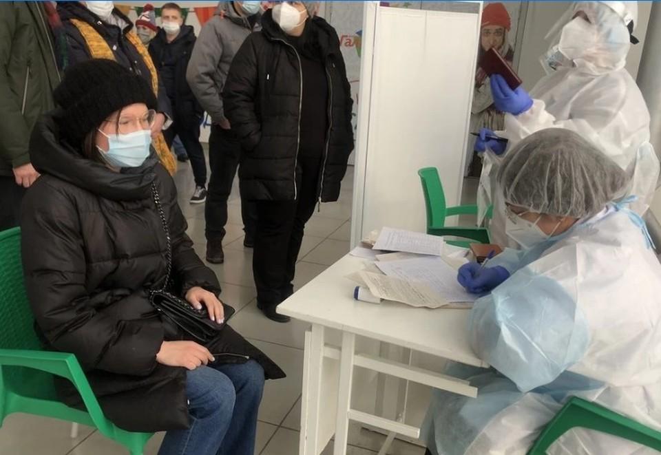 Бесплатное тестирование в Челябинске началось 3 января 2021 года