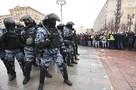 Такого от ОМОНа в России не ждали: Отряды Навального и силовиков провели первую в 2021-м разведку боем друг друга