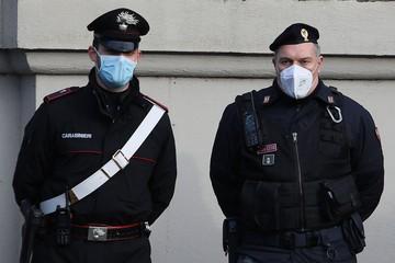 В Риме ученики попытались захватить школу, взбунтовавшись против дистанционки