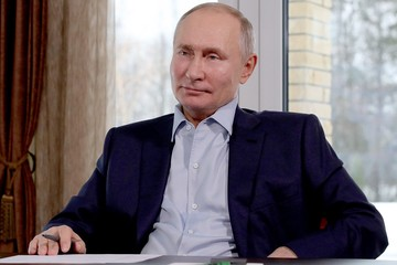 Путин - о «дворце в Геленджике»: Ничего из этого мне не принадлежит и не принадлежало. Ни-ког-да!