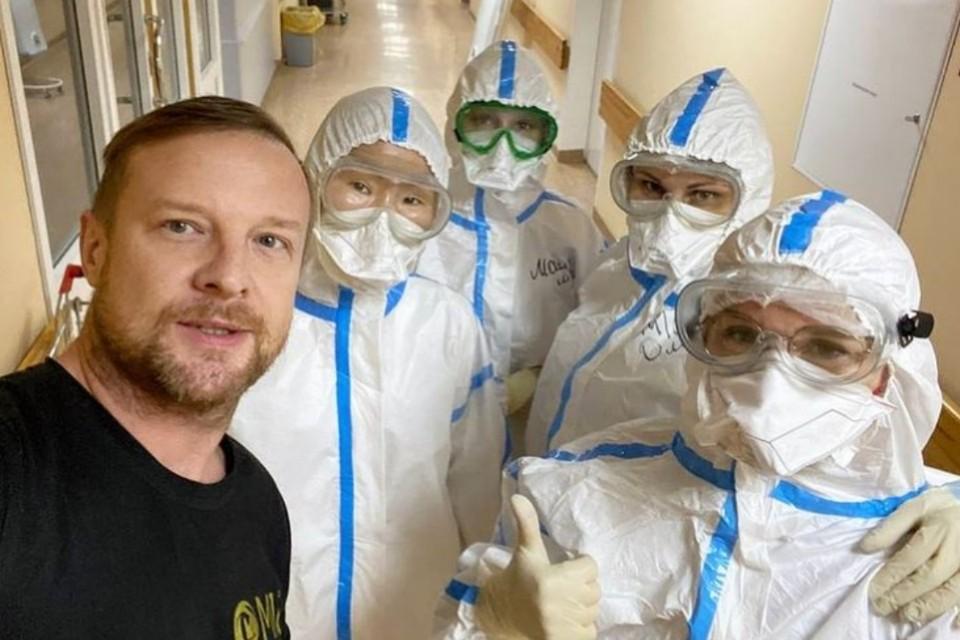 «Больше всего опасались тромбоза»: Легенда «Зенита» Малафеев рассказал, как перенес коронавирус
