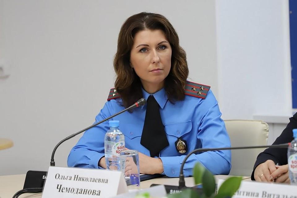 Минчанина приговорили за оскорбление представителя МВД Ольги Чемодановой. Фото: facebook.com/mvdgovby