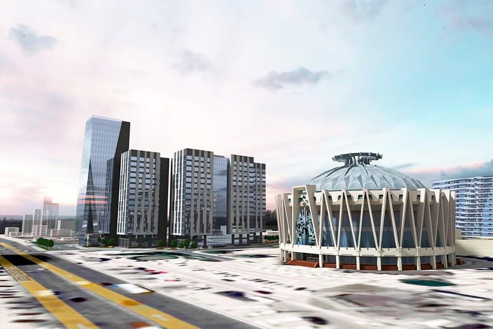 Генеральный примар Ион Чебан вновь высказался по поводу строительства комплекса возле цирка, отметив, что его позиция на этот счет остается неизменной. Фото: ionceban.md