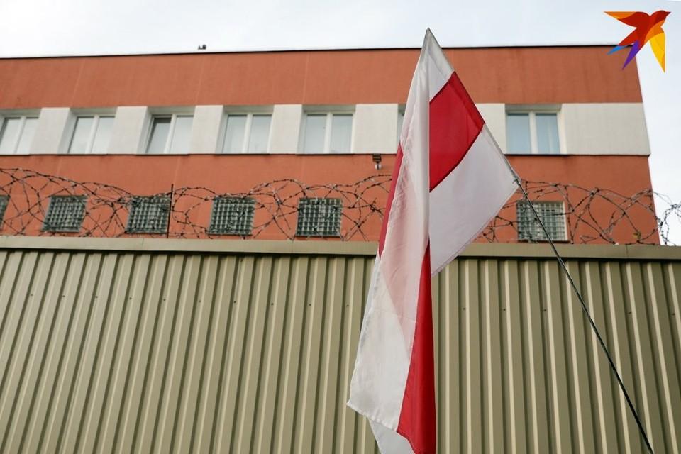 Бело-красно-белая символика может стать запрещенной