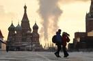 Аномальные холода в феврале 2021: На Москву идет мороз, какого не было уже 10 лет