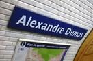 Разрушенную фашистами статую Александру Дюма восстановят в Париже