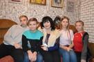 Мать-героиня из Донецка Светлана Дзюба: Одной воспитать пятерых детей тяжело, но возможно