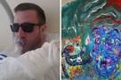 «Думал, что я умер»: строитель из Новосибирска пережил двухнедельную кому и стал писать картины
