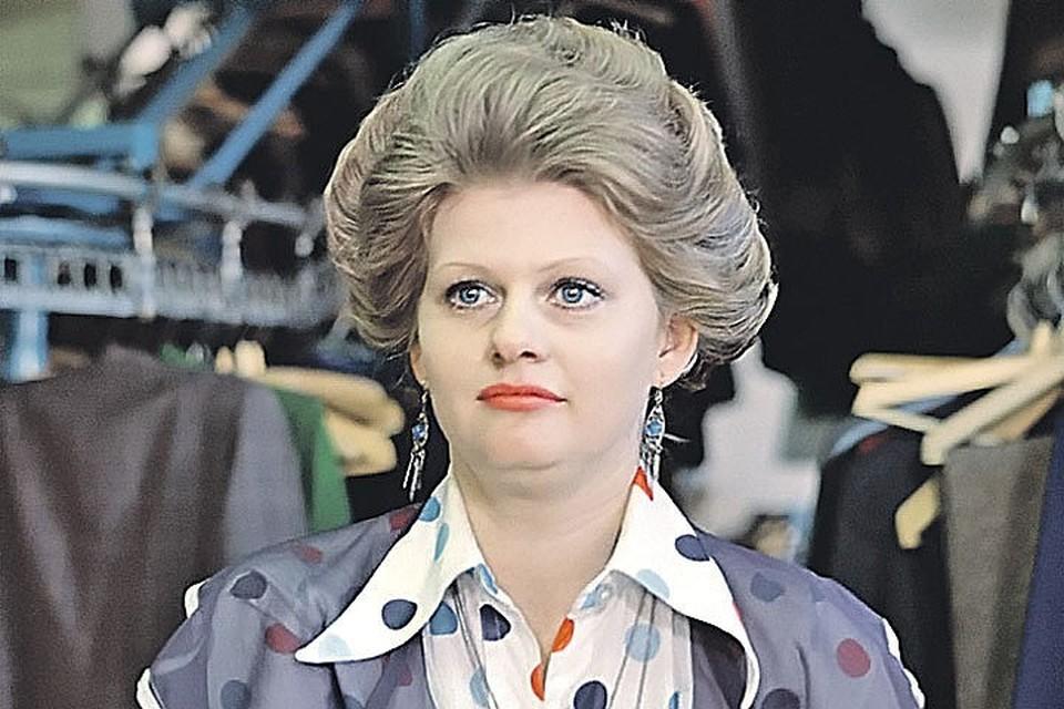 Актриса 8 февраля отмечает 72-летие