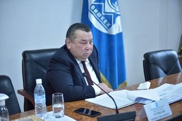 Балбак Тулобаев ушел с должности и.о. мэра Бишкека