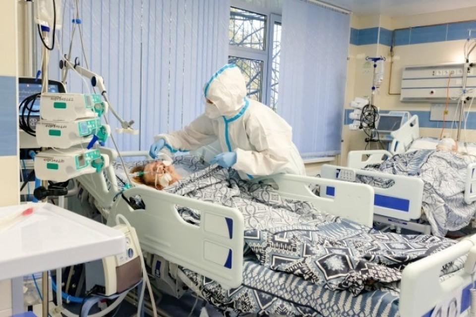 В Крыму зафиксировали еще 7 смертей от коронавируса.