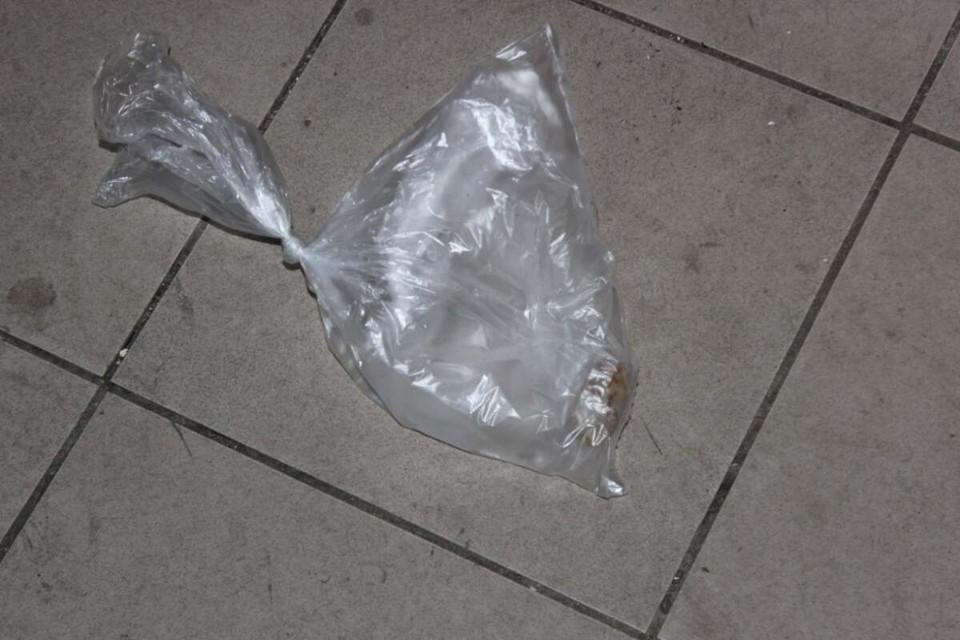 Осужденный попытался пронести наркотики в СИЗО