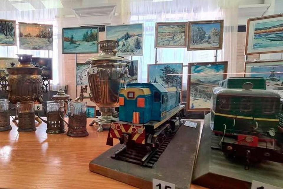 Жители Новокузнецка окунутся в историю Западно-Сибирской железной дороги. Фото: Западно-Сибирская железная дорога