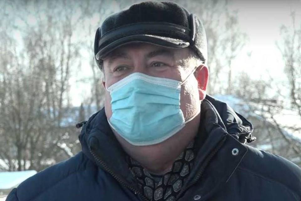 """Владимир Рахубин вместе с другими врачами, вышедшими на пенсию, рискует оказаться без крыши над головой. Фото: """"Городской""""."""
