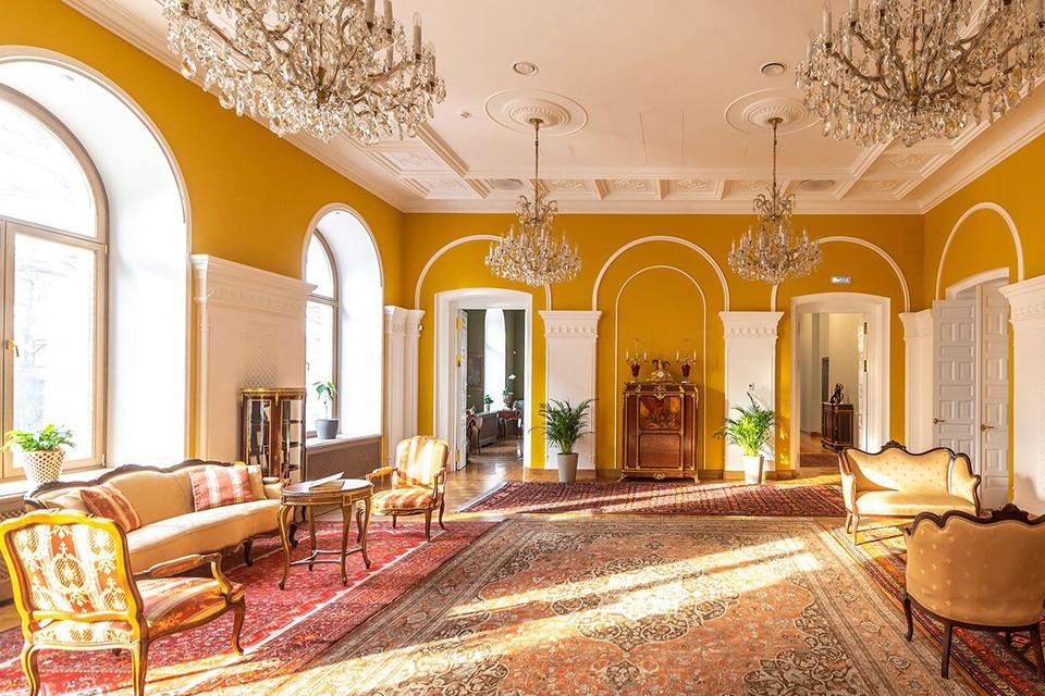 Завершена комплексная реставрация здания посольства Бразилии, она проводилась за счет средств Министерства иностранных дел Бразилии. Фото: mos.ru
